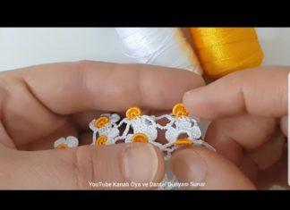 Havlu Yapımı Yapılışı Video Anlatımlı - Dantel Örnekleri - havlu kenarı nasıl yapılır havlu yapımı anlatımlı kolay havlu yapılışı anlatımlı zarif havlu kenarı örnekleri