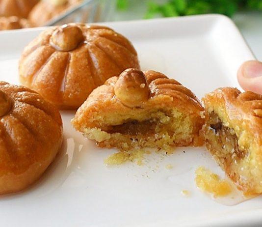 İrmikli Şerbetli Tatlı Tarifi - Yemek Tarifleri - az malzemeli şerbetli tatlı bayram için tatlı tarifleri dünyanın en kolay tatlı tarifleri kolay tatlı tarifleri pratik irmikli tatlı şerbetli irmik tatlısı