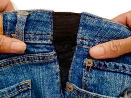 Lastikle Pantolon Beli Nasıl Genişletilir? - Dikiş - beli kapanmayan pantolon dar gelen pantolon beline lastik takma dar pantolon beli nasıl genişler kot pantolon beline lastik dikmek payı olmayan pantolon nasıl genişletilir