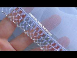 Boncuklu İğne Oyası Nasıl Yapılır? - İğne Oyaları - boncuklu iğne oyası yapılışı video boncuklu iğne oyası yapımı boncuklu iğne oyası yapımı anlatımlı iğne oyası yapımı kum boncuklu iğne oyası yapılışı