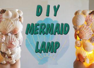 Deniz Kabuğu Gece Lambası Yapımı - Kendin Yap - deniz kabuğu deniz kabuğu ev aksesuarları deniz kabuklarından avize yapımı kavanozdan gece lambası yapımı midye kabukları ile dekorasyon