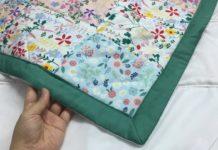 Kolay Kırkyama Battaniye Yapımı - Dikiş - basit kırkyama modelleri eski kazaklardan yatak örtüsü eski kottan battaniye yapımı kırkyama battaniye modelleri