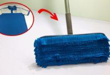 Eski Tişörtten Paspas Nasıl Yapılır? - Kendin Yap - banyo paspas yapımı çarşaftan paspas yapımı eski kumaşlardan kilim yapımı penyeden paspas yapımı