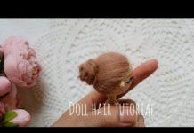Amigurumi Kolay Saç Yapımı - Amigurumi - amigurumi bebek amigurumi bebek peruk saç yapımı amigurumi saç yapımı