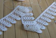 Dantel Havlu Nasıl Yapılır? - Dantel Örnekleri - dantel havlu kenarı örnekleri dantel havlu örneği dantel havlu örneği ve yapılışı yeni havlu kenarları