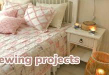 Evde Kırkyama Yatak Örtüsü Nasıl Yapılır? - Dikiş - basit kırkyama modelleri kırkyama yatak örtüleri kırkyama yatak örtüsü yapımı