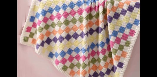 Tunus İşi Bebek Battaniyesi Yapılışı - Örgü Bebek Battaniyesi Modelleri - anlatımlı örgü bebek battaniyesi bebek battaniyesi örgü bebek battaniyesi tığ işi bebek battaniyesi yapımı
